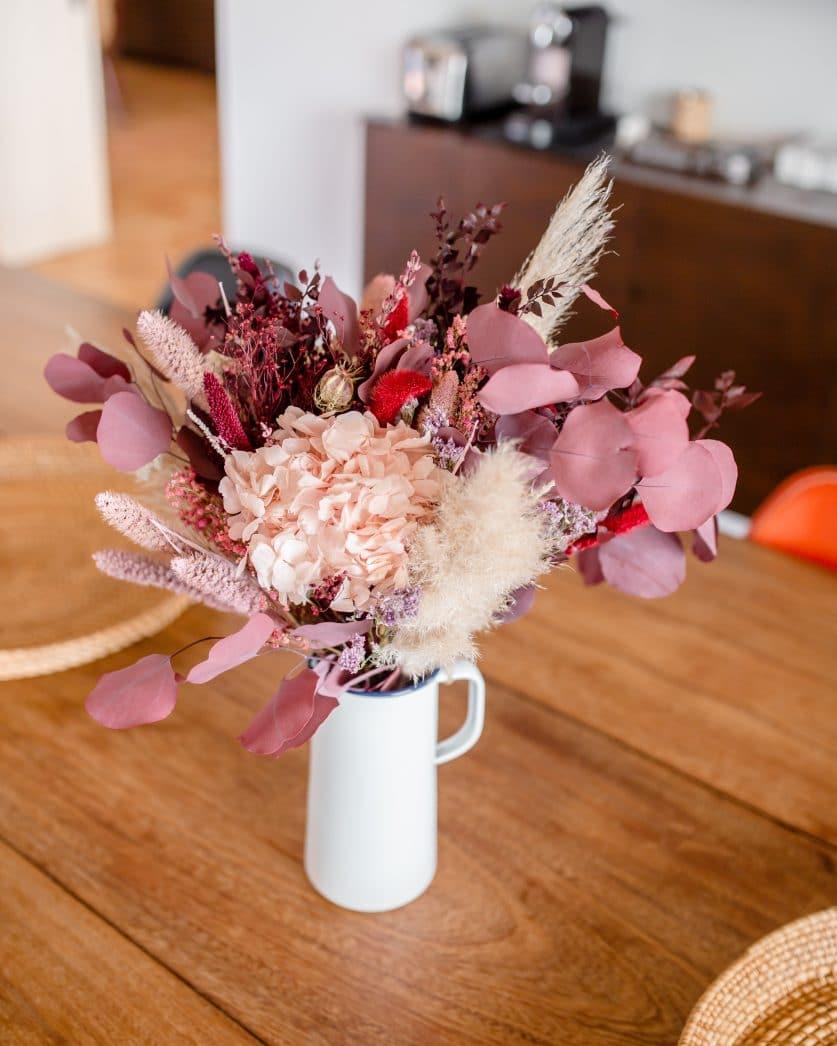 Bouquet de fleurs séchées Sa Conca