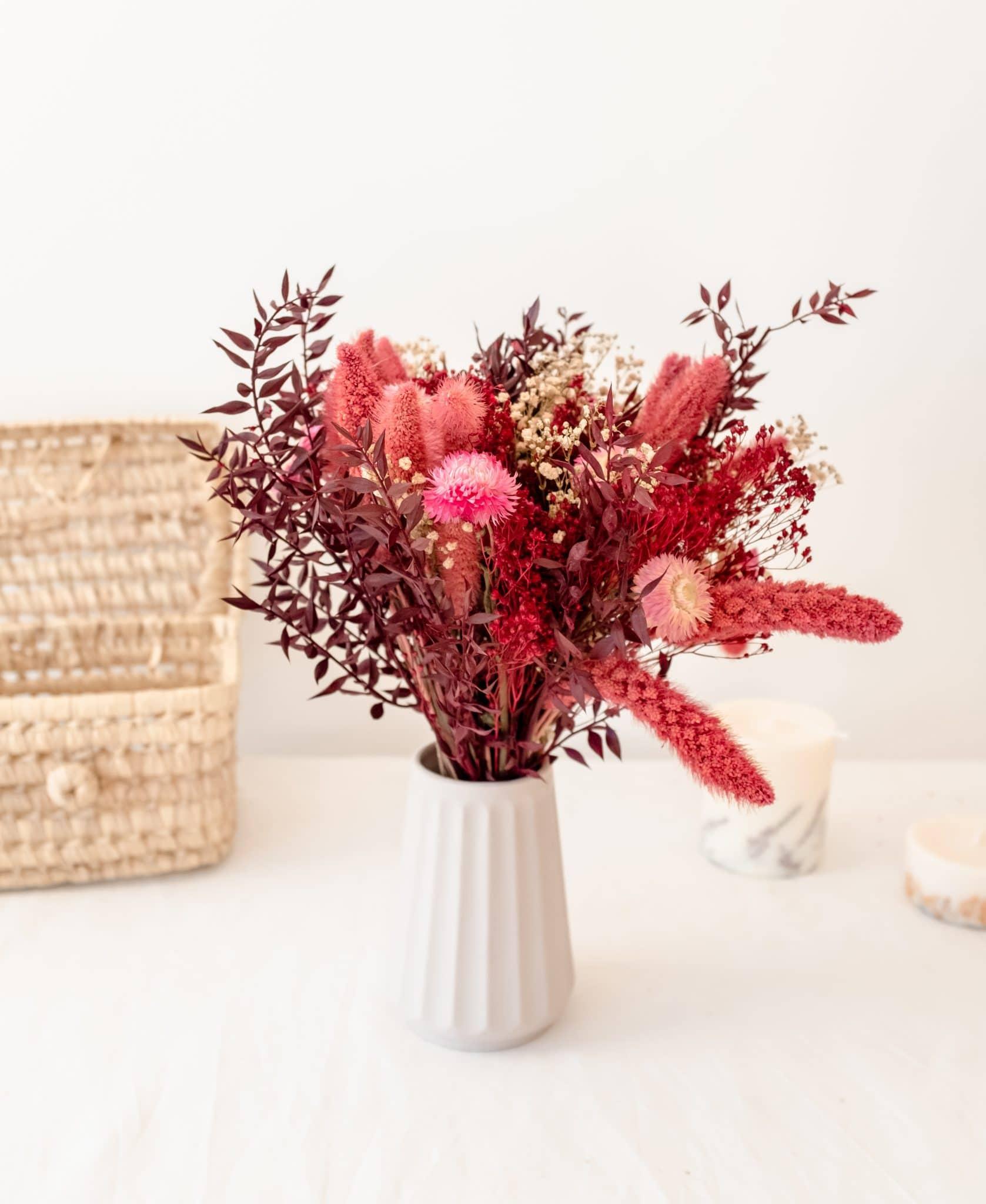Bouquet Begur de fleurs séchées par Rosa Cadaqués