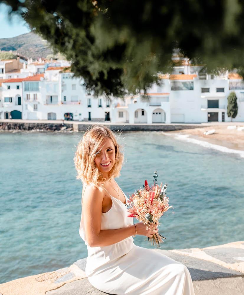 Bouquet de Mariée champêtre Carlota