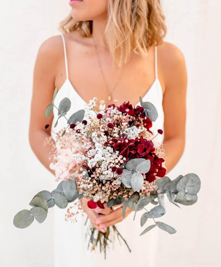 Bouquet de mariée Frida