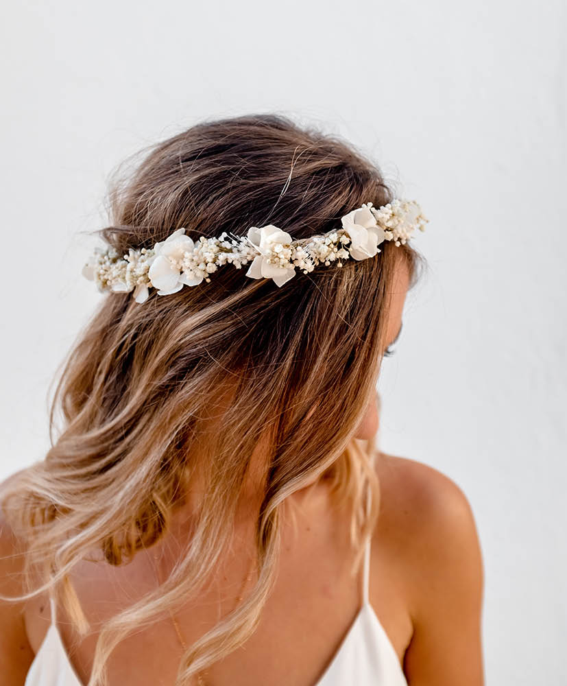 Gemma flower crown