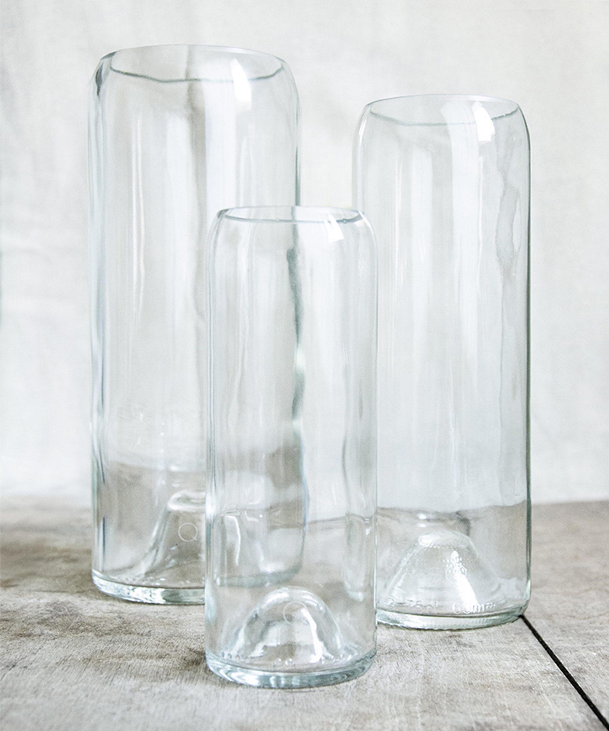 vases Q de bouteille
