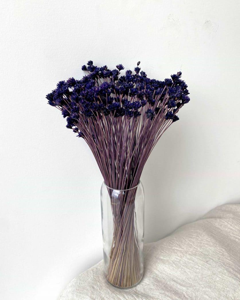 Hill Flower Bleu