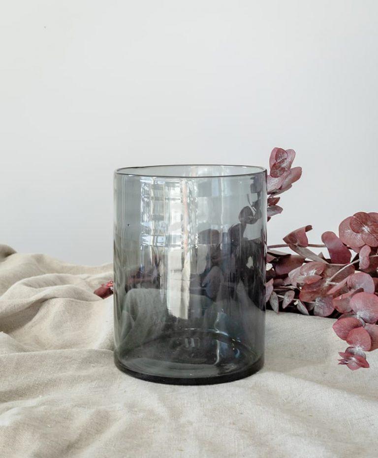 Vase Vela gris