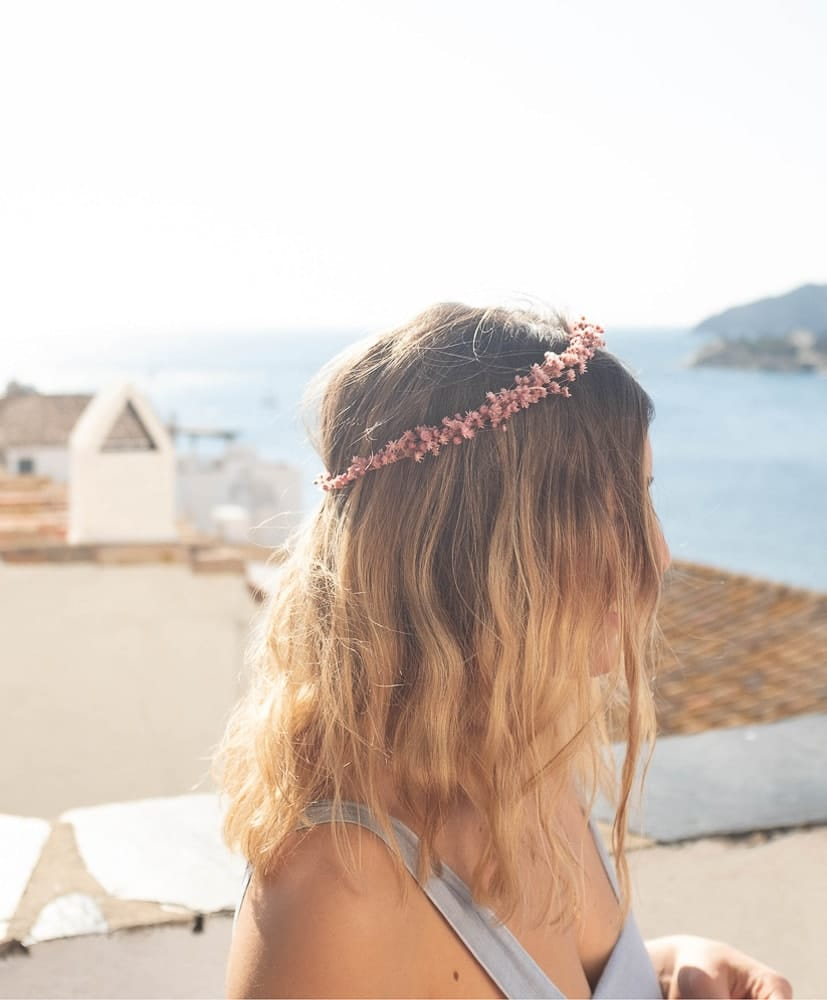 Carlota Flower Crown