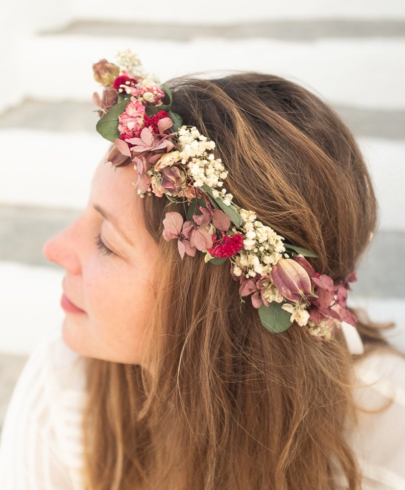 Frida Flower Crown