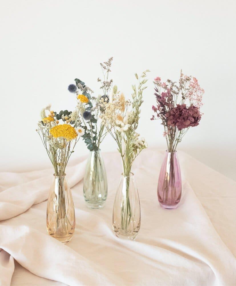 Soliflore Primavera- Soliflore Primavera - lot de 4 soliflores & leurs compositions