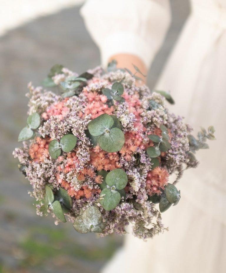 Bouquet de mariée Carlota
