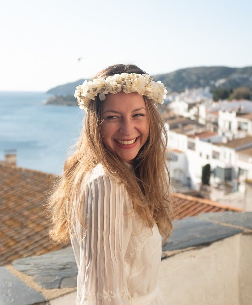 Blanca Flower Crown: -