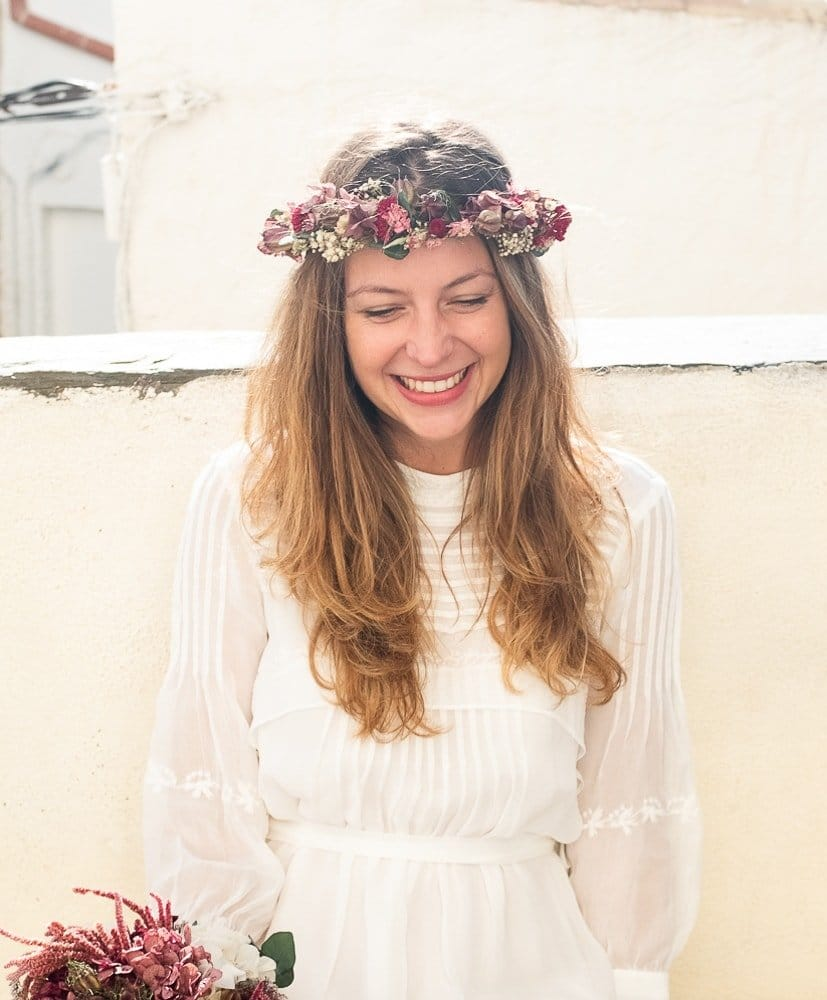 Frida Flower Crown -