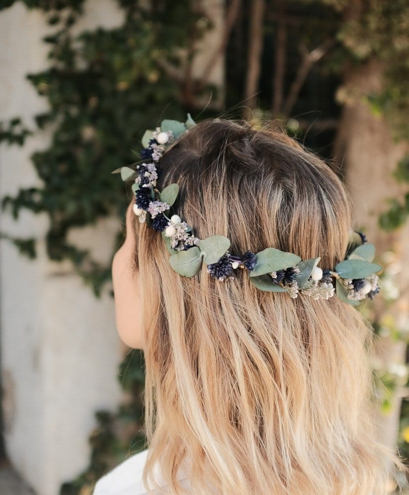 Gala Flower Crown -