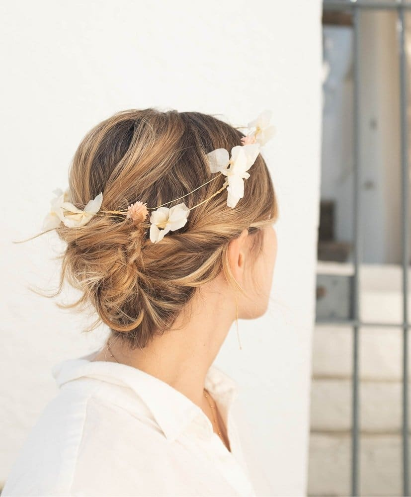 Rosa Flower Crown -