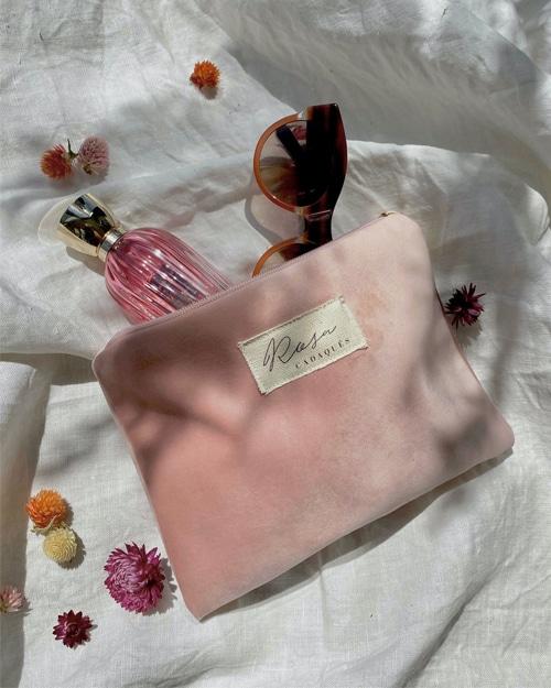Pochette rosa cadaques