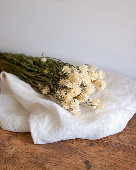 Botte de fleurs séchées naturelles